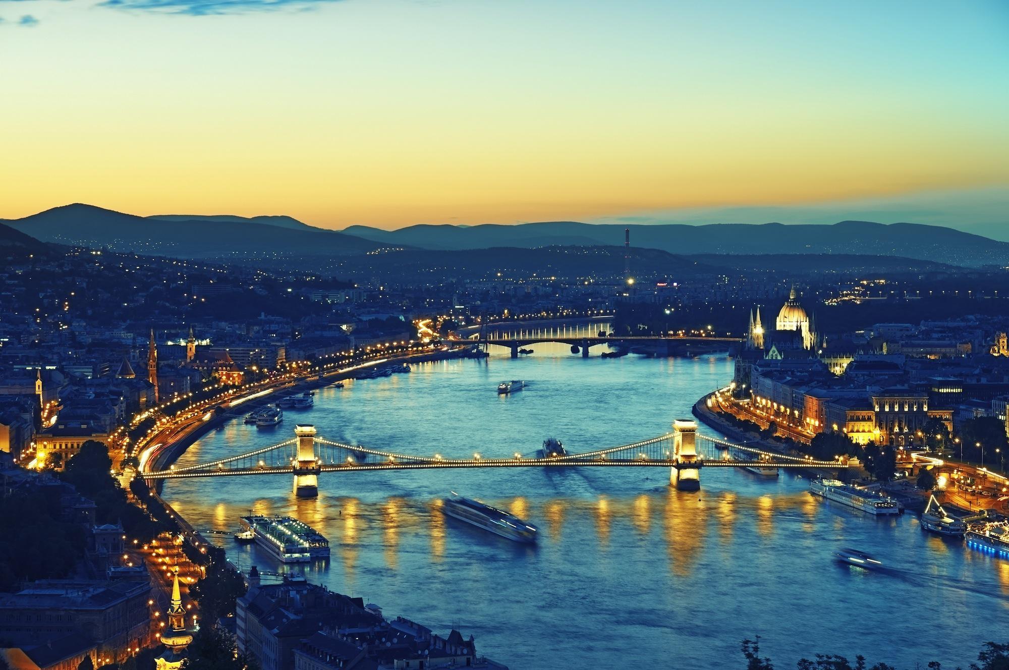 Венгрия из Алматы